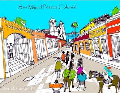 Guatemala San Miguel Petapa San Miguel Petapa es un